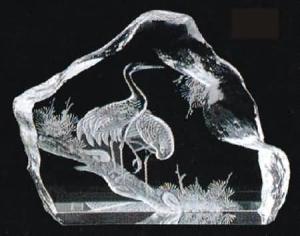escultura cristal 2